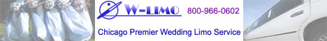 Chicagoland Wedding Limo Limousine Service